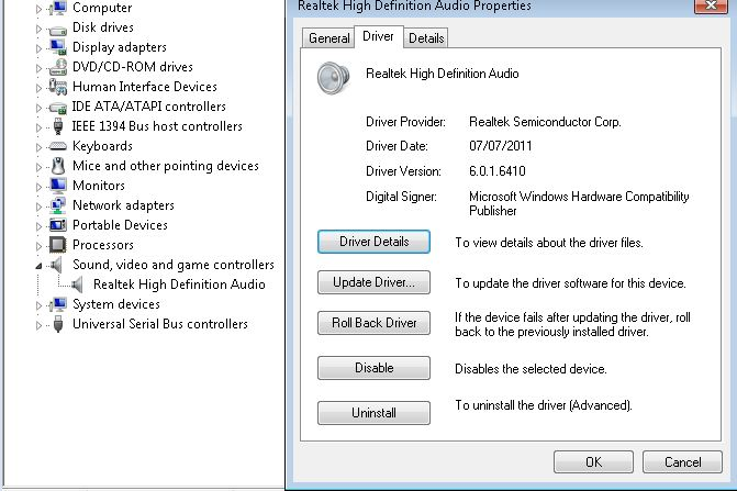 realtek hd audio driver windows 8.1 64 bit acer